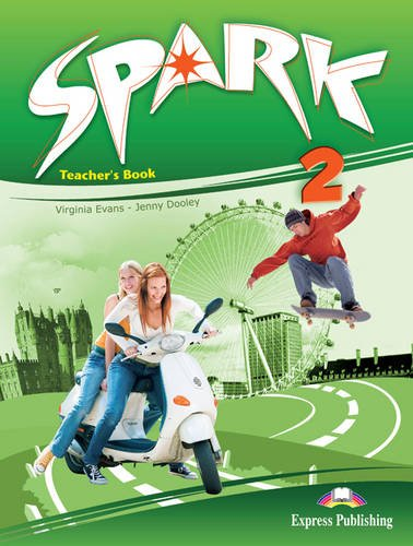 9781849740432: Spark: Teacher's Book Level 2
