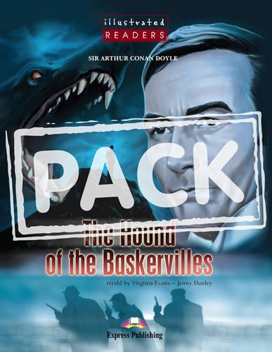 9781849740524: The Hound of the Baskervilles Illustrated Reader Student's Pack 1