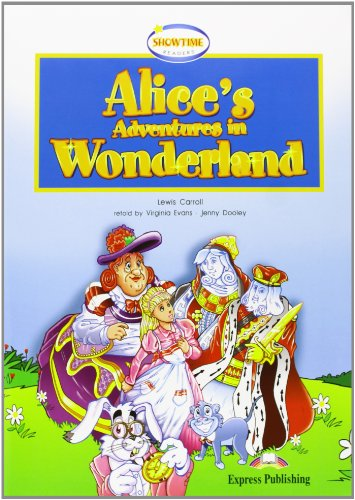 9781849740814: Alices Adventures in Wonderland Showtime: Student's Pack No. 1