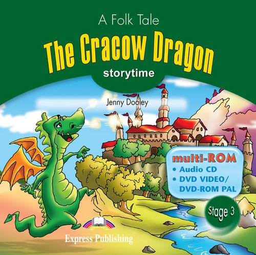 9781849741019: The Cracow Dragon Storytime Audio CD/DVD-ROM PAL