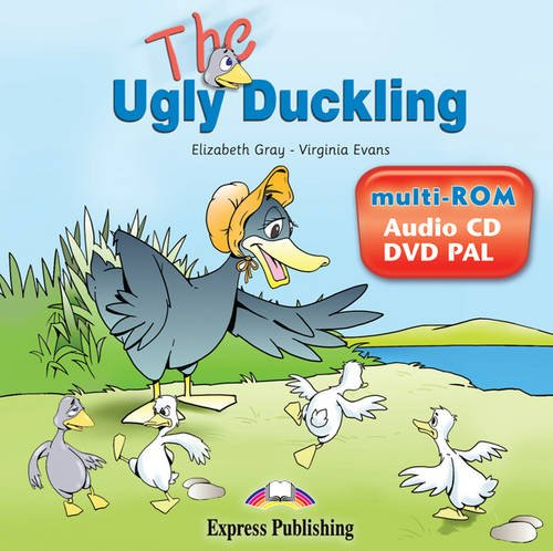9781849741682: The Ugly Duckling Story Book Audio CD/DVD PAL