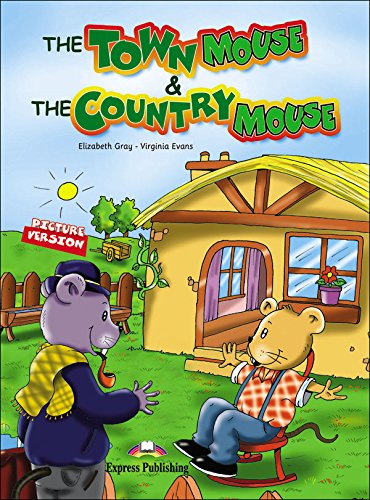9781849741880: The Town Mouse and the Country Mouse Set with Multi-rom PAL (audio CD/DVD)