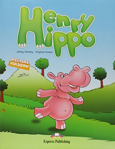 9781849742016: Henry Hippo Set (with Audio CD/DVD NTSC)