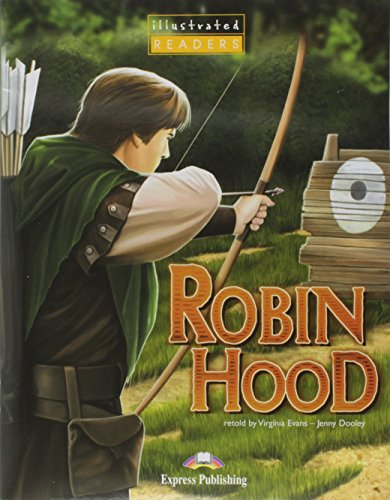 9781849742153: Robin Hood Illustrated Reader Student's Pack 2