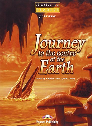 Journey to the Centre Illustrated with CDs & DVD PAL/NTSC (9781849742221) by Express Publishing (obra colectiva)