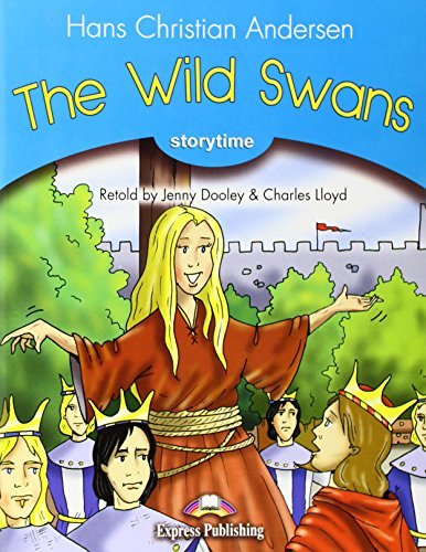 9781849742726: The Wild Swans Set with Multi-rom Pal (audio CD/DVD Rom)
