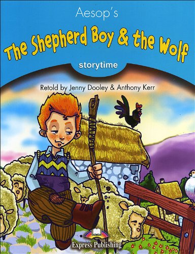 9781849742825: SHEPHERD BOY & THE WOLF,THE - STORYTIME
