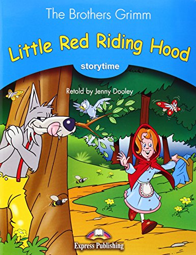 Little Red Riding Hood Set with Multi-rom Pal (audio CD/DVD-rom) (1849742987) by The Brothers Grimm; Dooley, Jenny