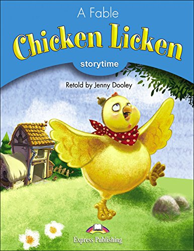 Chicken Licken Set with Multi-rom Pal (audio CD/DVD) (9781849743242) by Jenny Dooley