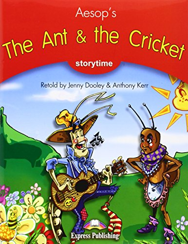 9781849743426: The Ant & the Cricket Set with Multi-rom Pal (audio CD/DVD-rom)
