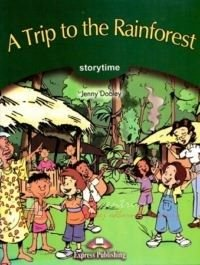 9781849744171: A Trip to the Rainforest Set with Multi-rom PAL (Audio CD/DVD)