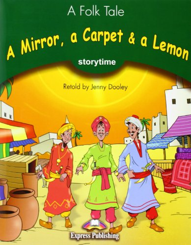 9781849744232: A mirror, a carpet & a lemon