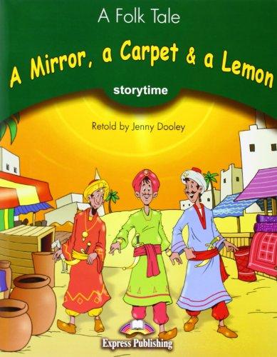 9781849744232: A Mirror,a Carpet & a Lemon Set with Multi-rom PAL (Audio CD/DVD)