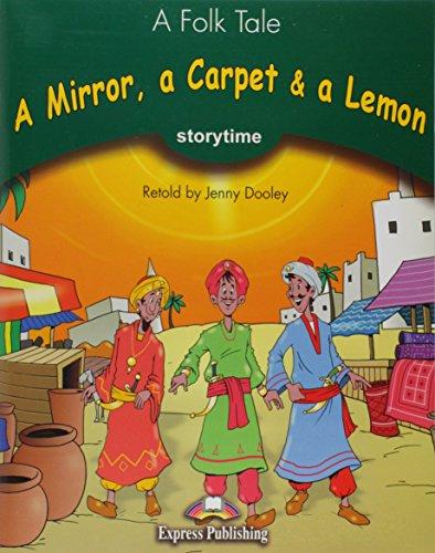 9781849744249: A Mirror,a Carpet & a Lemon Set with Multi-rom NTSC
