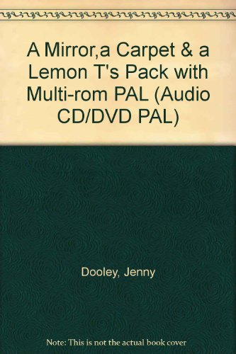 9781849744263: A Mirror,a Carpet & a Lemon T's Pack with Multi-rom PAL (Audio CD/DVD PAL)