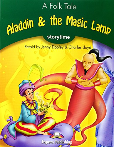 9781849744553: Aladdin & the Magic Lamp Set with Multi-rom