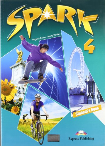 9781849745048: Spark: Student's Book (Spain) Level 4