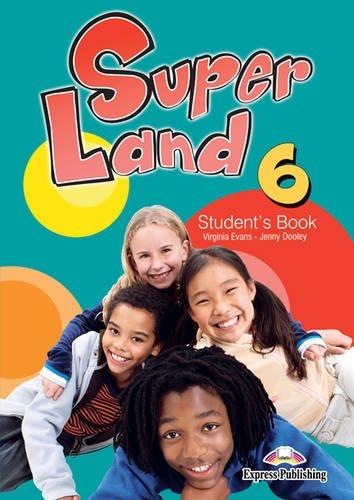 9781849745505: Superland 6 Student's Book (Egypt)