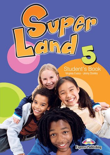 9781849745550: Superland 5 Student's Book (Egypt)