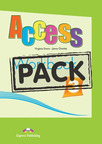 9781849746465: Access: Workbook Pack (Greece) Level 3