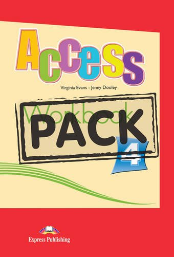 9781849746489: Access: Workbook Pack (Greece) Level 4