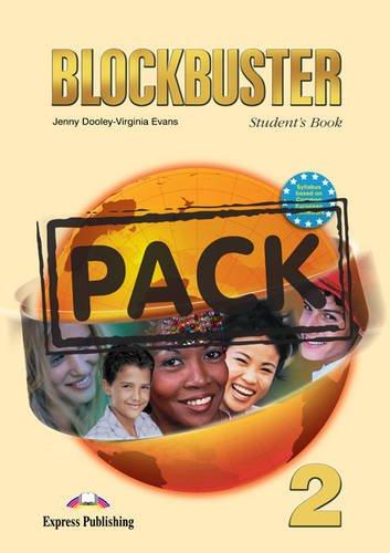 9781849746601: Blockbuster: Student's Pack 2 (Greece) Level 2