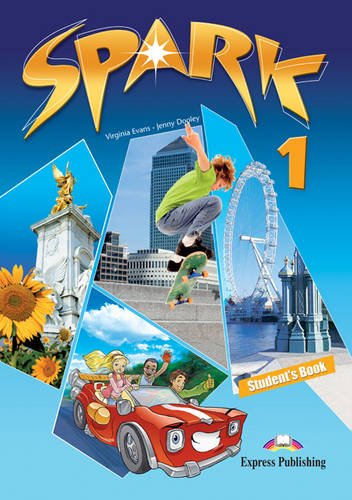 9781849746670: Spark: Student's Book (Greece) Level 1