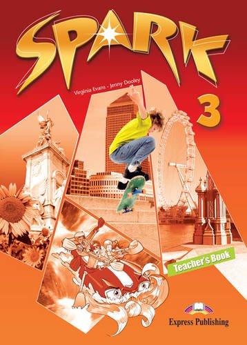 9781849746939: Spark: Teacher's Book (interleaved) (Greece) Level 3