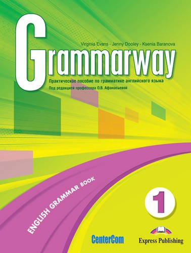9781849747288: Grammarway: Student's Book Level 1