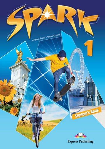 9781849747301: Spark: Student's Book (international) Level 1