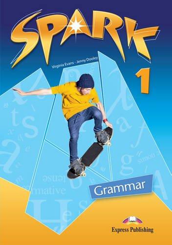 9781849747332: Spark: Grammar Book (international) Level 1