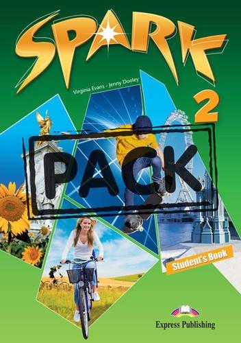 9781849748162: Spark: Student's Pack (international) Level 2