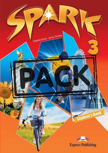 9781849748209: Spark: Student's Pack (international) Level 2