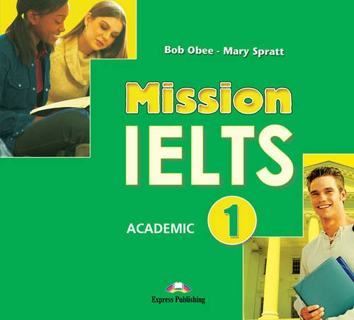 Mission IELTS 1 Academic: Class CDs (International): Virginia Evans, Jenny