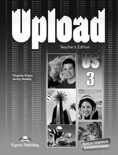 9781849748346: Upload US 3 Teacher's Book (US)