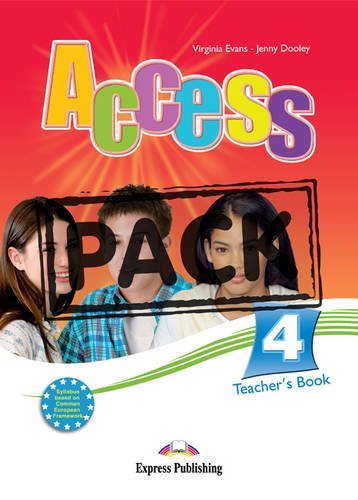 9781849748643: Access: Teacher's Pack (international) Level 4