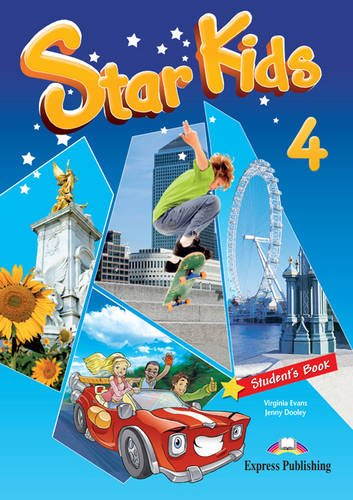 9781849749176: Star Kids: Student's Book (Latin-American) Level 4