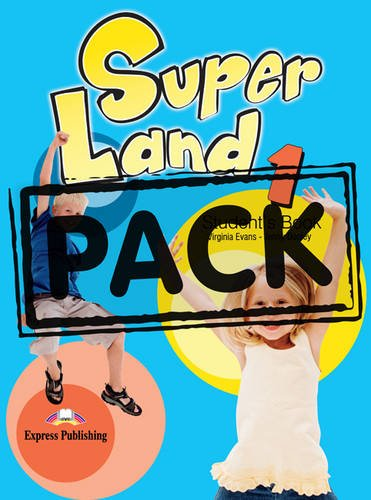 9781849749183: Superland 1 Student's Pack (Egypt)