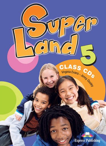9781849749428: Superland 5: Class Cds (Egypt)