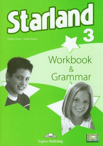 9781849749503: Starland: Workbook & Grammar (Poland) No. 3