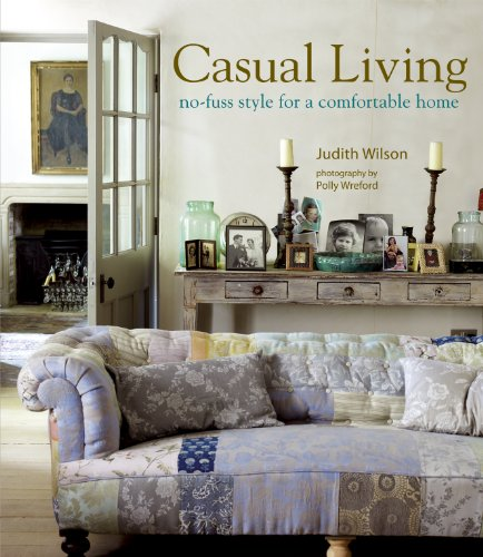 9781849750417: Casual Living: No-Fuss Style for a Comfortable Home