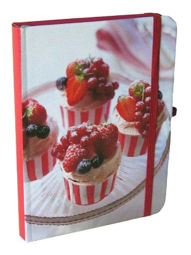 Cute Cupcakes Mini Notebook Ryland Peters Small