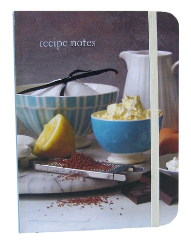 Cook's Themed Mini Notebook (Hardcover): Ryland Peters & Small