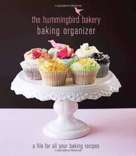 9781849751186: The Hummingbird Bakery Baking Organizer