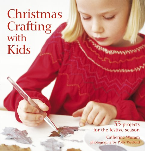 9781849751414: Christmas Crafting With Kids