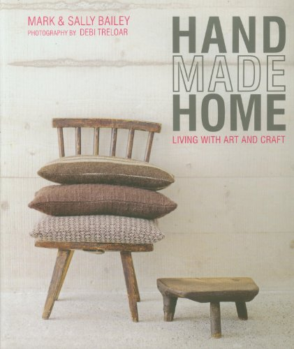 9781849751551: Handmade Home: Living With Art and Craft