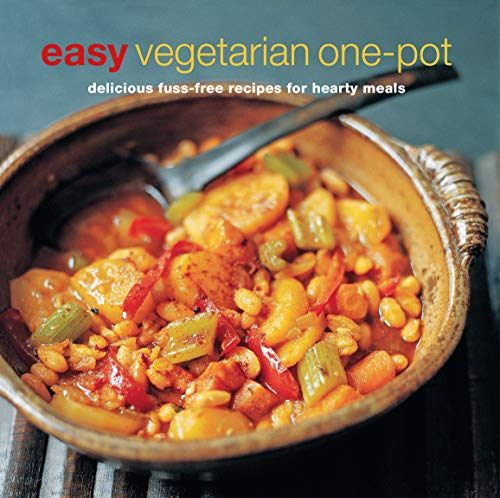 9781849751599: Easy Vegetarian One-pot: Delicious fuss-free recipes for hearty meals