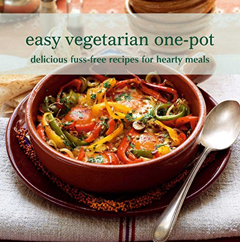 9781849751605: Easy Vegetarian One-Pot: Delicious fuss-free recipes for hearty meals