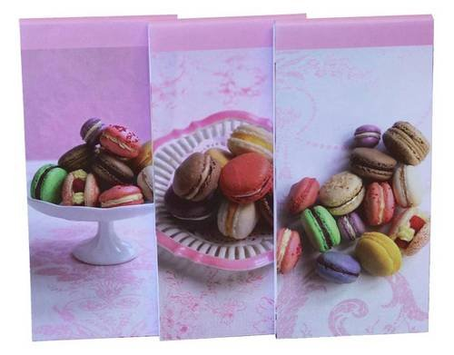 Macarons Memo Pads: Paperstyle