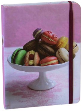 9781849751759: Macarons Mini Notebook